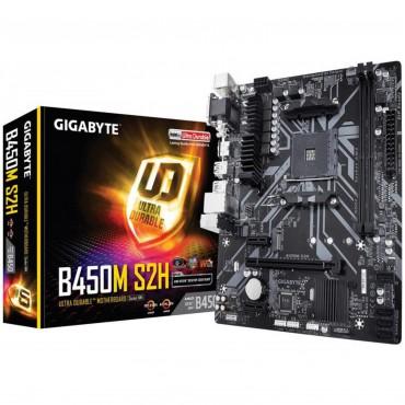 Gigabyte B450M S2H