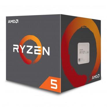 AMD Ryzen 5 2600X 3.6GHz...