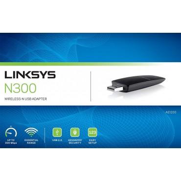 Linksys AE1200 Wireless USB...